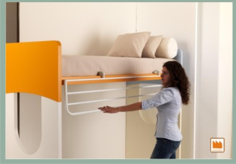 Complementi per la cameretta e design per bambini - Protezione letto bambini ...