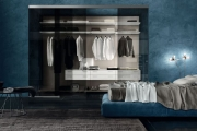 cabine armadio ante trasparenti
