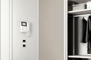 cabina armadio ante scorrevoli a soffitto