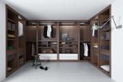 cabina armadio attrezzata interna