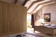 armadio battente legno