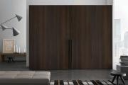 armadio scorrevole legno