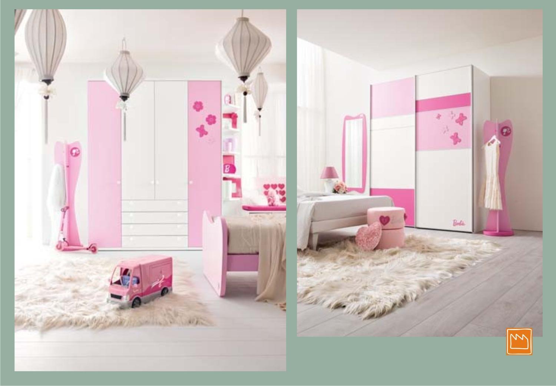 La cameretta di barbie doimo cityline camerette per ragazze - Ikea camerette ragazze ...