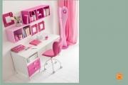 scrivania barbie