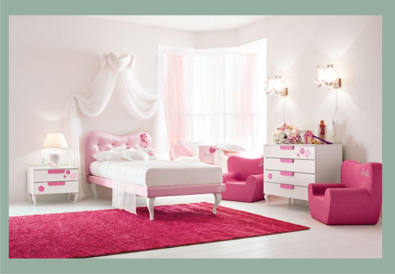 La cameretta di Barbie Doimo Cityline: camerette per ragazze