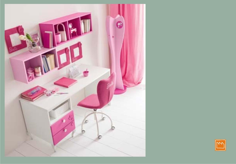 Letto A Castello Barbie.La Cameretta Di Barbie Doimo Cityline Camerette Per Ragazze