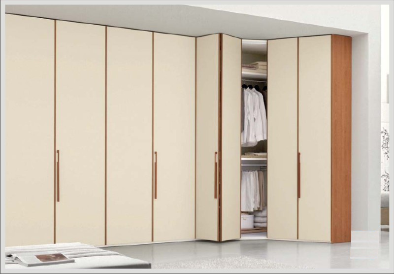 Cabine armadio modulari per camerette - Armadi con cabina ad angolo ...