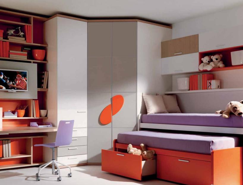 Ripiano Cabine Armadio Player : Cabina ad angolo player idee per il design della casa