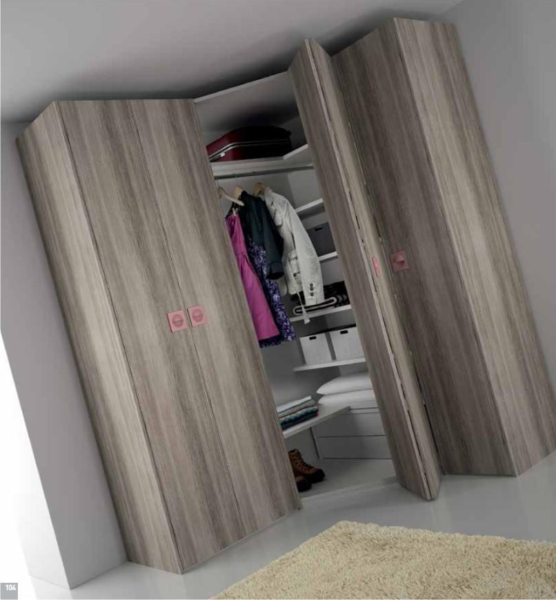 Cabine armadio modulari per camerette - Cabine armadio colombini ...