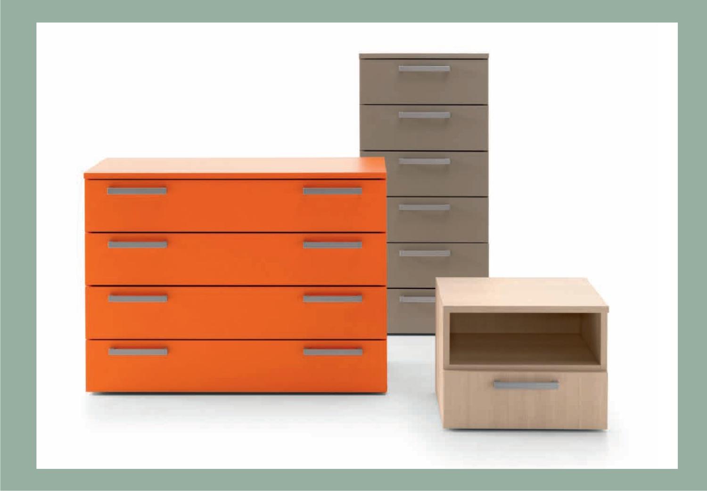 cassettiere per camere da letto mondo convenienza: letto e ... - Comodini Per Camerette Mondo Convenienza