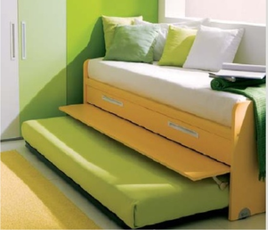 Awesome Letti Con Letto Estraibile Gallery - Amazing House Design ...