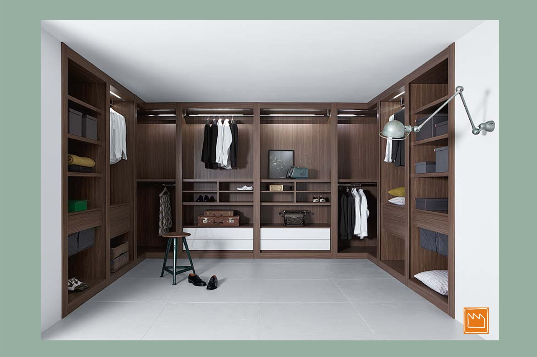 Beautiful arredare cabina armadio ideas acrylicgiftware - Idee cabina armadio ...