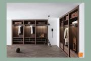 armadio nella cabina