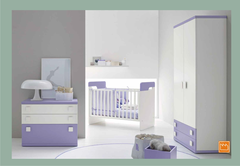 Camerette per neonati Kids e arredamento prima infanzia