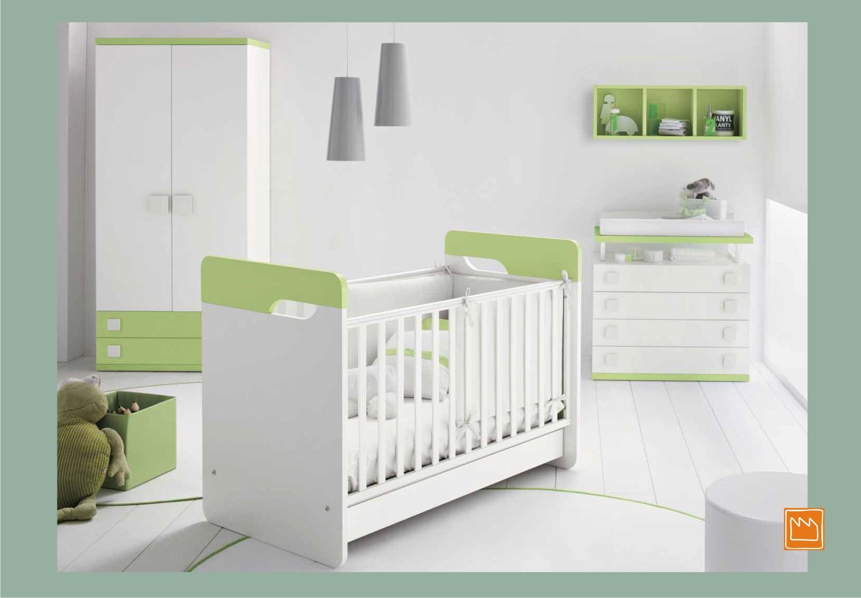 Camerette per neonati kids e arredamento prima infanzia for Cameretta bambini piccola