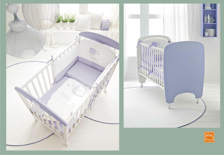 Camerette per neonati kids e arredamento prima infanzia for Arredo cameretta bimbo