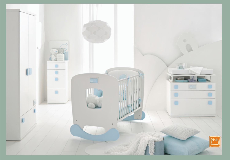 Decori cameretta neonato idee per decorare la cameretta - Decori pareti camerette ...