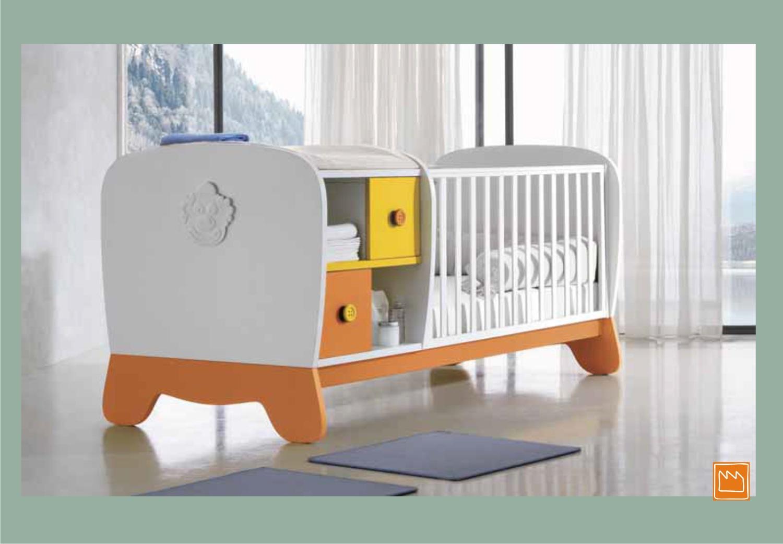 camerette per neonati kids e arredamento prima infanzia - Arredamento Neonati Design
