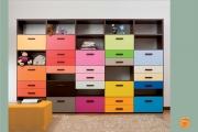 cassetti colorati