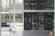 parete di libreria