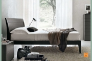 moderno letto wenge