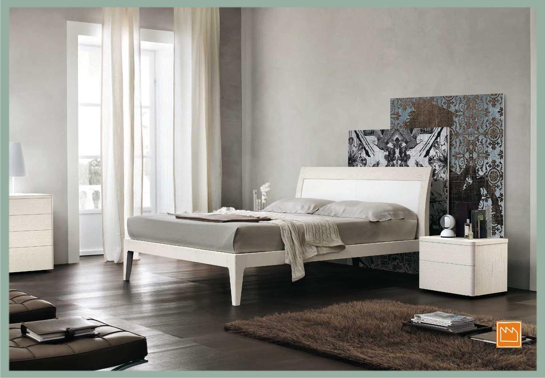 Letti matrimoniali moderni for Letti moderni design