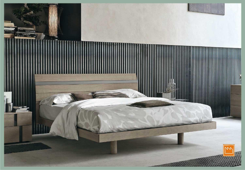 Letti moderni in legno design casa creativa e mobili - Prezzi camere da letto matrimoniali complete ...