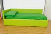 divanetto verde