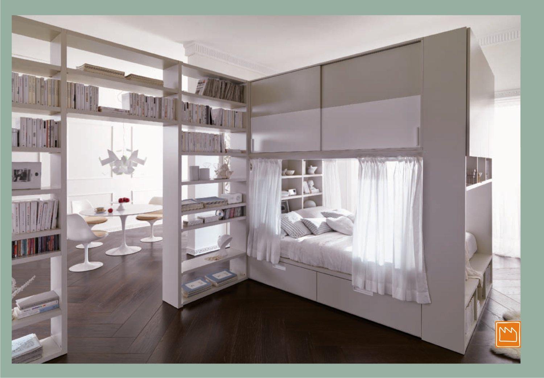 Camera matrimoniale palafitta moderno baldacchino - Camera da letto con baldacchino ...