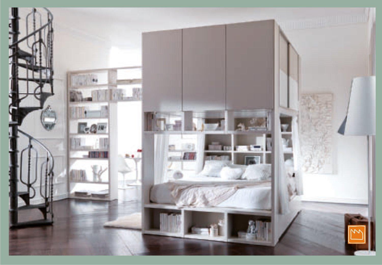Camera matrimoniale palafitta moderno baldacchino - Ikea camere a ponte ...