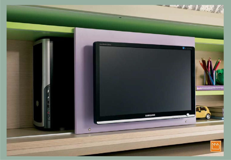 Pannello cartongesso muro cameretta idee creative di - Pannello porta tv ikea ...