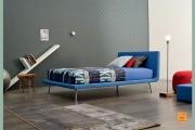 letto apen piazza mezza moderno