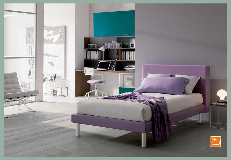 Letti a una piazza e mezza misure dimensioni letto ad una - Ikea tessili letto ...