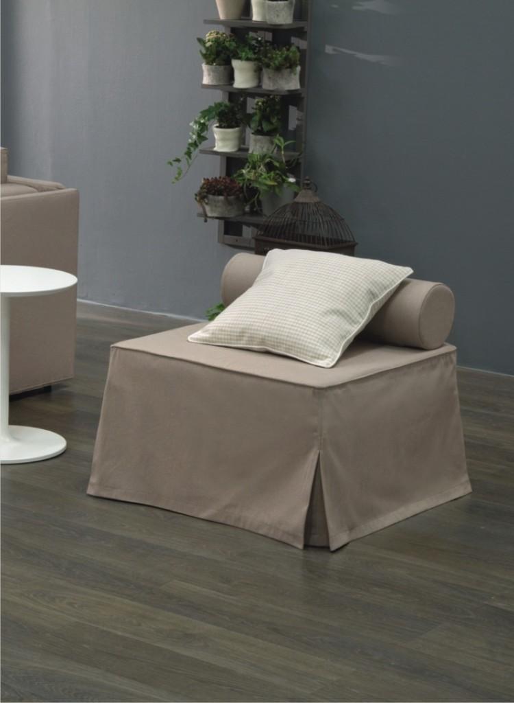 Pouff letto singolo trasformabili da fabbrica camerette for Pouf letto conforama