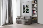Letto a ribalta con divano