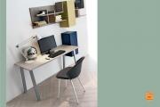 scrivania rettangolare