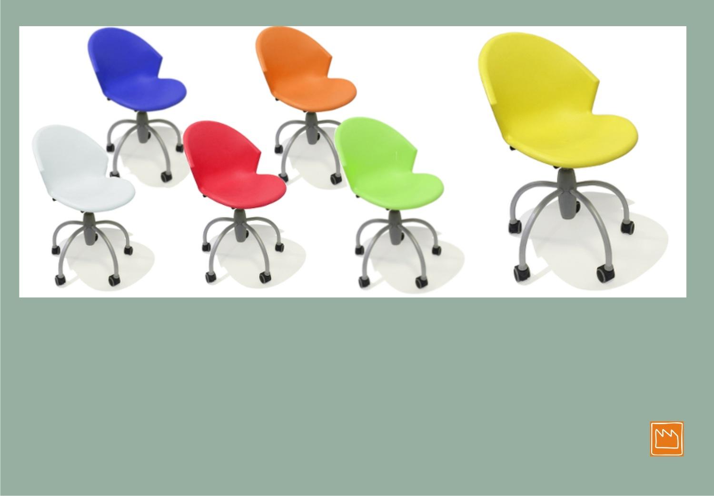 Sedia per scrivania cameretta | Zenskypadovafemminile