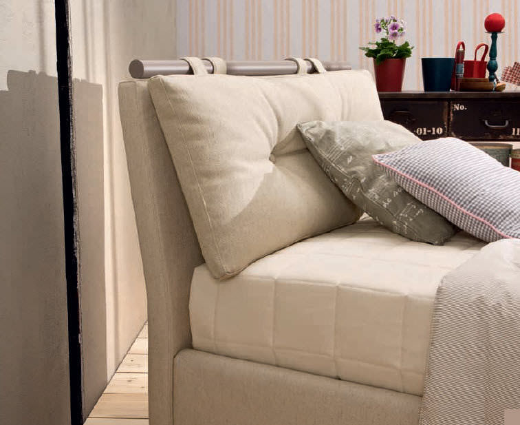 Cuscini Imbottiti Per Testiera Letto : Testiera imbottita per letto testiera per letto singolo moderna