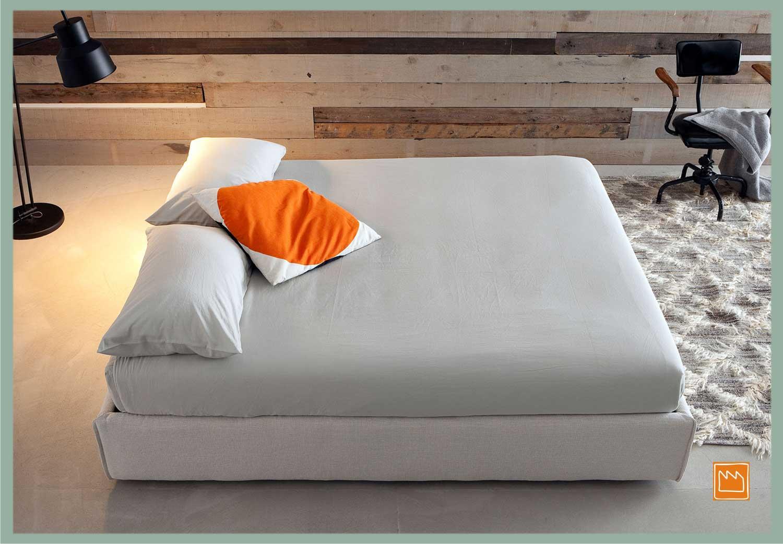 Stunning letto contenitore usato images acrylicgiftware - Letto alla francese ikea ...