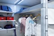 ripiani e scaffali cabina armadio