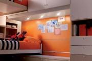 parete boiserie cameretta