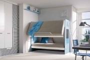 cameretta con letto a castello semplice e armadio vip