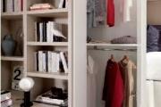 camerette con cabina armadio moderna