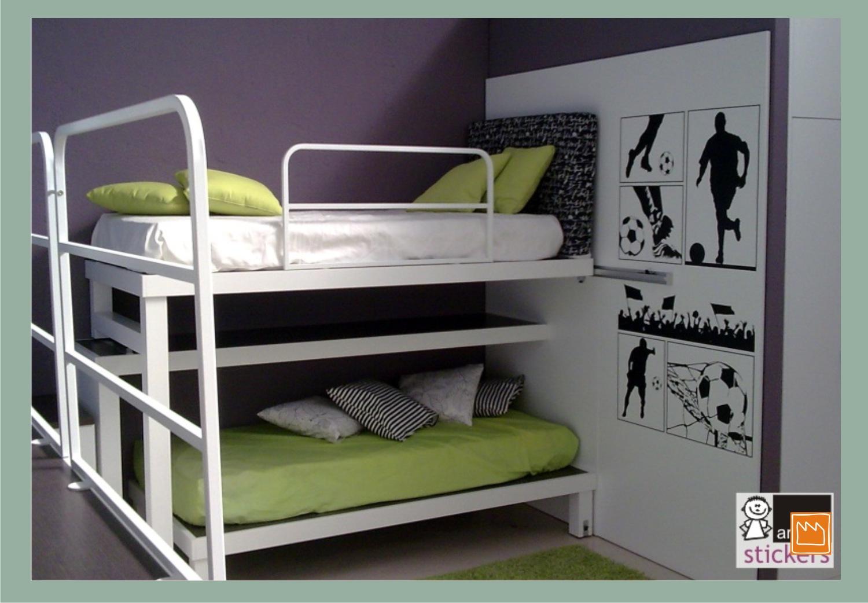 stickers: adesivi murali per decorare camerette da bambini - Stickers Per Camera Da Letto