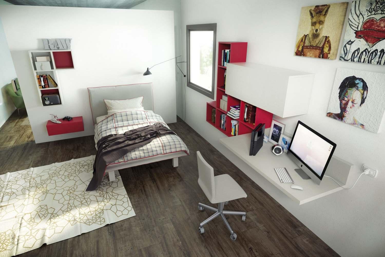 Arredo camere da letto singole : mobili camere da letto singole ...