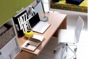 scrivania a muro