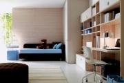 cameretta divano letto e cabina