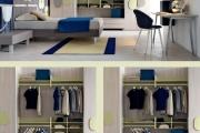 armadio a giorno moderno