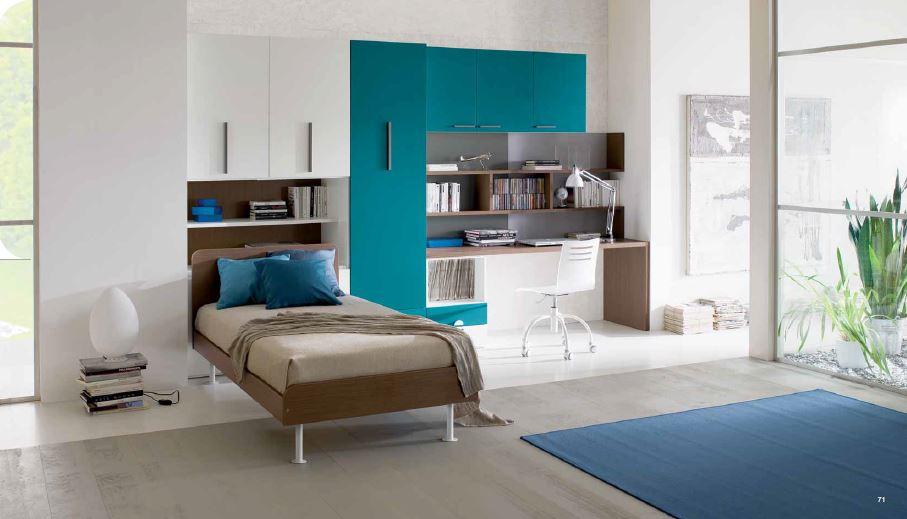 Arredare lo spazio dei ragazzi con semplicit for Accessori camera da letto ragazza