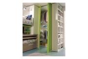 camere per ragazzi con cabina armadio